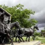 150 Jahre Chisholm Trail – die legendäre Viehtrieb-Strecke feiert Geburtstag