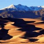 Ein Ozean aus Sand: die Great Sand Dunes
