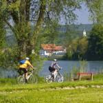 3Welten-Radweg verbindet den Bodensee, Hochrhein und Schwarzwald miteinander