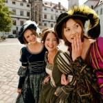 Das sächsische Torgau lädt zum Katharina-Tag