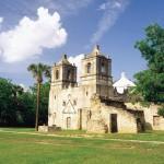 Missionsstation Alamo vor möglichem Ritterschlag