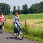 Neu in Zeeland: Radfahren im Windschatten