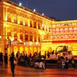 Macau feiert zehn Jahre UNESCO-Weltkulturerebe