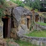Die faszinierenden Höhlenvillen von Halberstadt