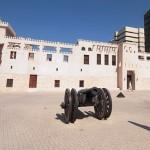 Sharjah Fort präsentiert sich in neuem Gewand