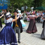 Biedermeier- und Kurparkfest in Bad Steben