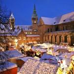 Weihnachtlicher Lichterglanz in der Löwenstadt