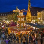 Märchenhaft: In und um Zwickau gibt es einige der schönsten Weihnachtsmärkte Deutschlands