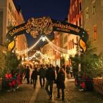 Winterzauber beim Christkindelmarkt in Görlitz