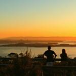 Dunkles Vergnügen im nächtlichen Neuseeland