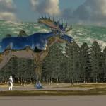 Größter Elch der Welt steht jetzt in Norwegen