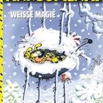 Heiß geliebtes Marsupilami: Schwarz-gelbe Tupfen inmitten weißer Magie