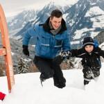 Rodelpilot, Stubenhocker oder Eisprinzessin – Winter auf die sanfte Tour in Schenna