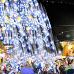 """Wasserball-Regen zum Jahresstart und Strandparty zum """"Mardi Gras"""" in Panama City Beach"""