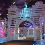 Notizen aus der Welt des Reisens: Strändhütten-Adventskalendar und Eisskulpturnfestival