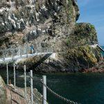 Gobbins Cliff Path – Nordirlands spektakulärer neuer, alter Küstenpfad