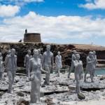 Museo Atlántico – versunkene Kunst vor Lanzarote