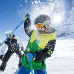 Cooler Spaß im Schnee: Wintersportpardies Laax