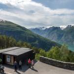 Das schönste Klo der Welt steht in Fjordnorwegen