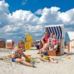 Bensersiel – Sand, Meer und Himmel satt