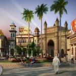 Filmhelden bereichern Themenparks in Dubai
