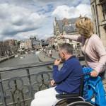 Barrierefreies Reisen an Belgiens Nordseeküste