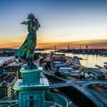 Göteborg huldigt fünf Tage lang dem Meer
