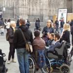 Barrierefreie Führungen durch Barcelona