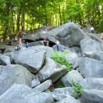Das faszinierende Felsenmeer im Odenwald