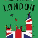 Städtetrip mal anders: Mit dem Stift von Punkt zu Punkt durch Berlin und London