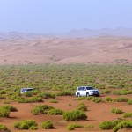 Neue Selbstfahrer-Route durchAbu Dhabi