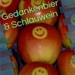 Amüsante Unterwegslektüre mit viel Esprit: Gedankenbier & Schlauwein