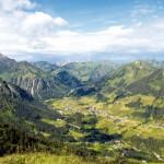 Kleinwalsertal – die schönste Sackgasse der Alpen