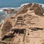 Archäologie für jedermannin Tel Dor