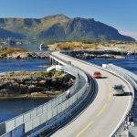 Blick auf die Straße: Rad-Highways in Norwegen und Tunnel unter der Ostsee