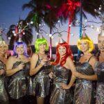 Tropischer Karnevalsteigt inPort Douglas