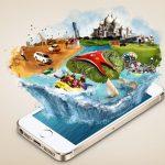 Kostenfreie Abu Dhabi-App im neuen Gewand