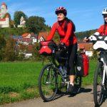 Geschichtsträchtige Radreise: Kocher-Jagst-Radweg