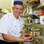 Der schwäbische Fischkoch auf Guernsey