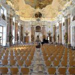 Voralpen-Refugium im Kloster vonOttobeuren