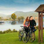 Tschechienvom Fahrradsattel aus entdecken
