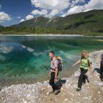 Wandern am Lechweg: Bergurlaub am wilden Fluss