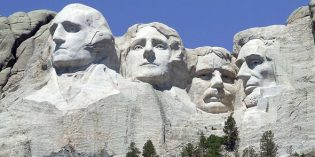 Legenden in Stein – Mount Rushmore wird 75