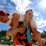 Spinnen die Finnen?– WM im Frauentragen