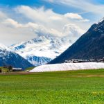 Ein wenig verrückt: Snowfarming in Livigno