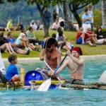 Verrückte Floß-Regatta lockt nach Airlie Beach