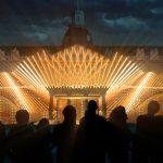 Prächtige Schlosslichtspiele in Karlsruhe