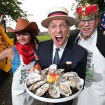 Hillsborough Austern-Festival: Lass knacken!
