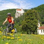 Idyllische Kulisse:Auf dem Fünf-Flüsse-Radweg durch den Bayerischen Jura und die Frankenalb