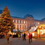 Weihnachtsmarkt in Darmstadt: Kunsthandwerk, Kulinarik und Kultur